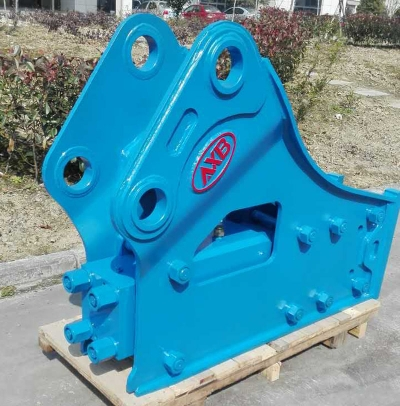AXB Hydraulic Breaker BRK140 Triangular Type