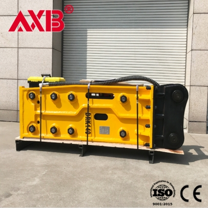 AXB Hydraulic Breaker BRK140 Top Type