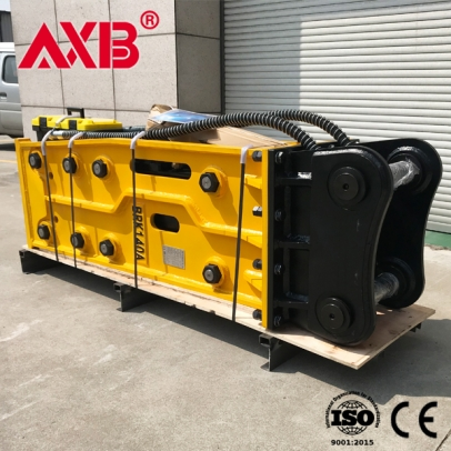 AXB Hydraulic Breaker BRK140A Top Type